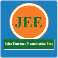 Screenshot of JEE Exam Preparation App