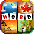 The New: 4 Pic 1 Word APK for Bluestacks