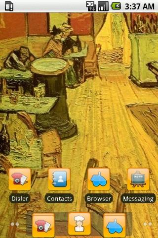 The Night Cafe [SQTheme] ADW