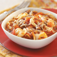 Hearty Cheese Tortellini Recipe