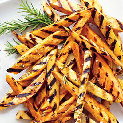 Sweet-Hot BBQ Tater Fries