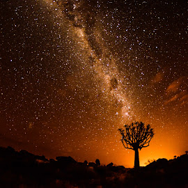 Set the world on fire by André Norris - Landscapes Starscapes