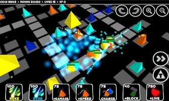 Screenshot of Pyra Tower Defense Full