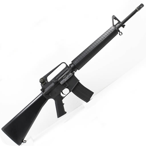 M16的機槍 LOGO-APP點子