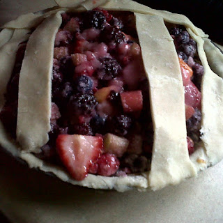 Mixed Fruit Pie