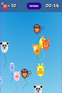 Balloon POP Games for toddlers- screenshot thumbnail
