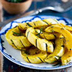 Roasted Delicata Squash w/ Rosemary
