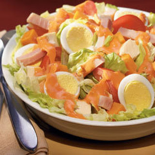 Chef Salad With Ham And Cheese Recipes