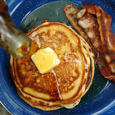 Campfire Beer Pancakes Recipe