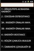 Screenshot of İETT Otobüs Saatleri