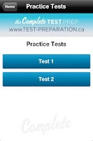 Screenshot of Complete PSB HOAE Study Guide
