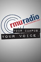 Screenshot of RMU Radio