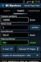 Screenshot of Mi Hipoteca