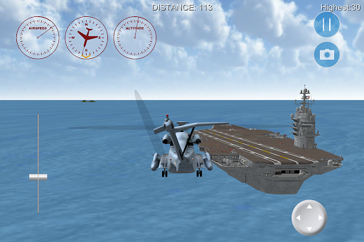 Helicopter Flight Simulator 2 - screenshot