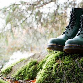 Doc Martens by Ryan Jardine - Artistic Objects Clothing & Accessories