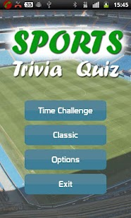 Sports Trivia Quiz - screenshot