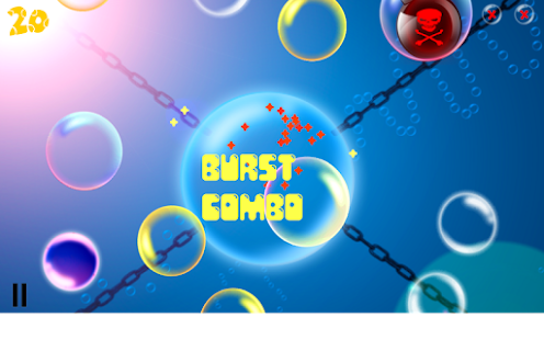 Bubble Burst Saga (free) - screenshot
