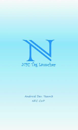 NFC Tag Launcher