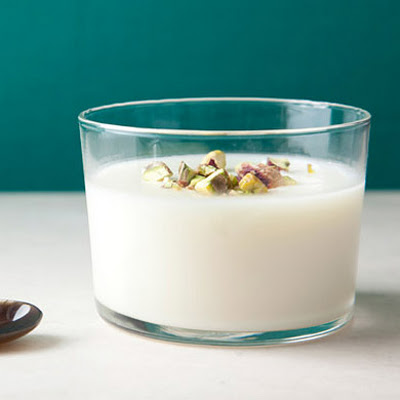 Cardamom Milk Pudding