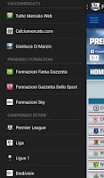 Screenshot of Calcio Totale