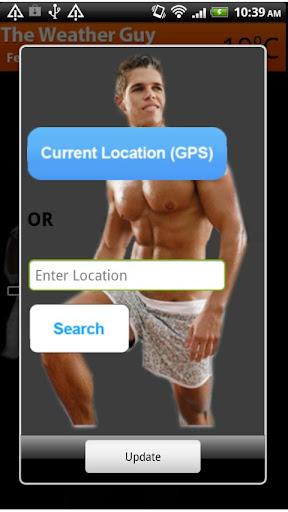 【免費天氣App】The Weather Guy-APP點子