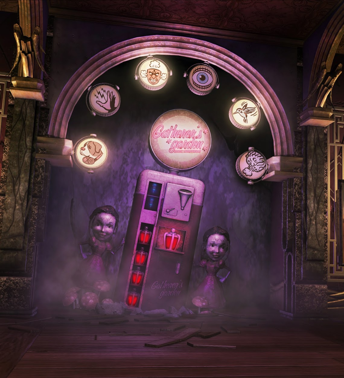 Server troubles hit BioShock PC debut, shares up