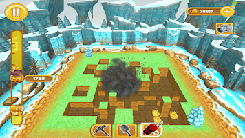 Screenshot of Yukon Gold