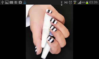 Screenshot of Unhas Decoradas