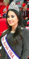 Screenshot of Miss Arab USA Pageant