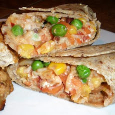 Tasty Tex Mex Tortilla
