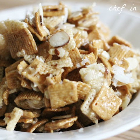 Ooey Gooey Cereal Snack Mix