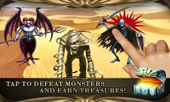 Screenshot of Legend of the Cryptids