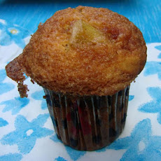 Rhubarb Muffins or Loaves