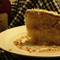 Maple Syrup Cake With Maple Frosting