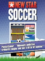 Screenshot of New Star Soccer