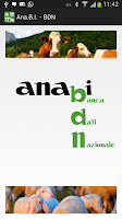 Screenshot of ANABI APP - Anagrafe Bovina