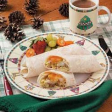Holiday Burritos