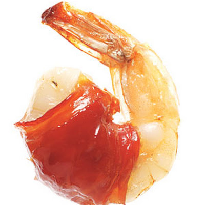 Prosciutto-Wrapped Shrimp