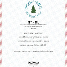 Shuffle Forest Restaurant and Bar