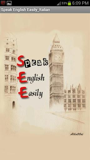 Speak English Easily_Italian