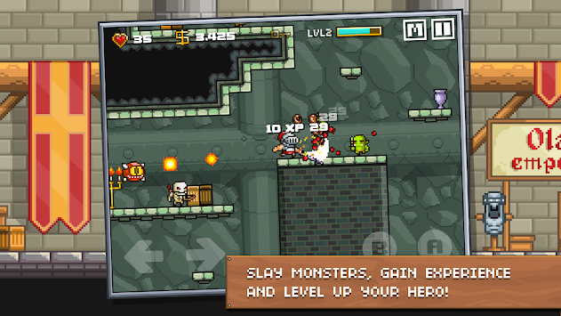 Devious Dungeon apk screenshot