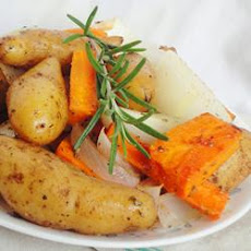 Bilo Walter's Easy Herb Potatoes