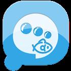 EasySMS Little Fish theme icon