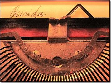 carta a máquina - Tito Martins
