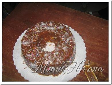 Repostería: Torta Delicia....