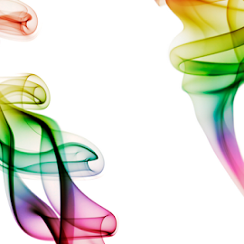 Colorful Smoke Abstract by Chin KC - Abstract Patterns ( curve, fragrance, swirl, illustration, yellow, flow, backdrop, colour, trail, motion, light, black, copy, isolated, element, form, art, white, shape, smoke, magic, silky, wave, lines, air, dynamic, smell, concept, graphic, smooth, incense, coloured, colorful, line, flame, mystic, modern, vector, colored, abstract, waves, burning, fire, red, pattern, effect, color, blue, background, design )