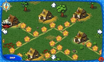 Screenshot of Farm Frenzy Gold