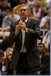 Jerry Sloan calls Time out by accident