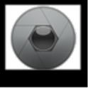 demotivational camera icon