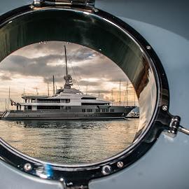 by Dario Tarasconi - Transportation Boats